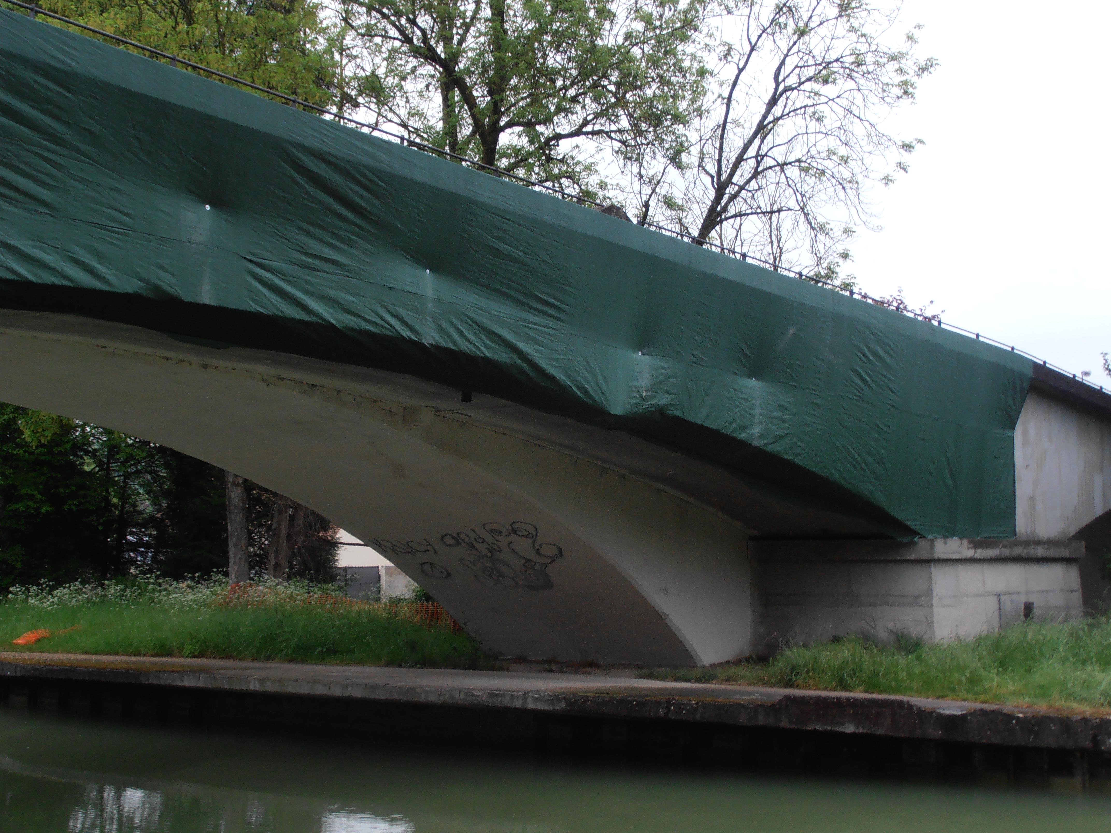 Sécurisation de ponts anti chute