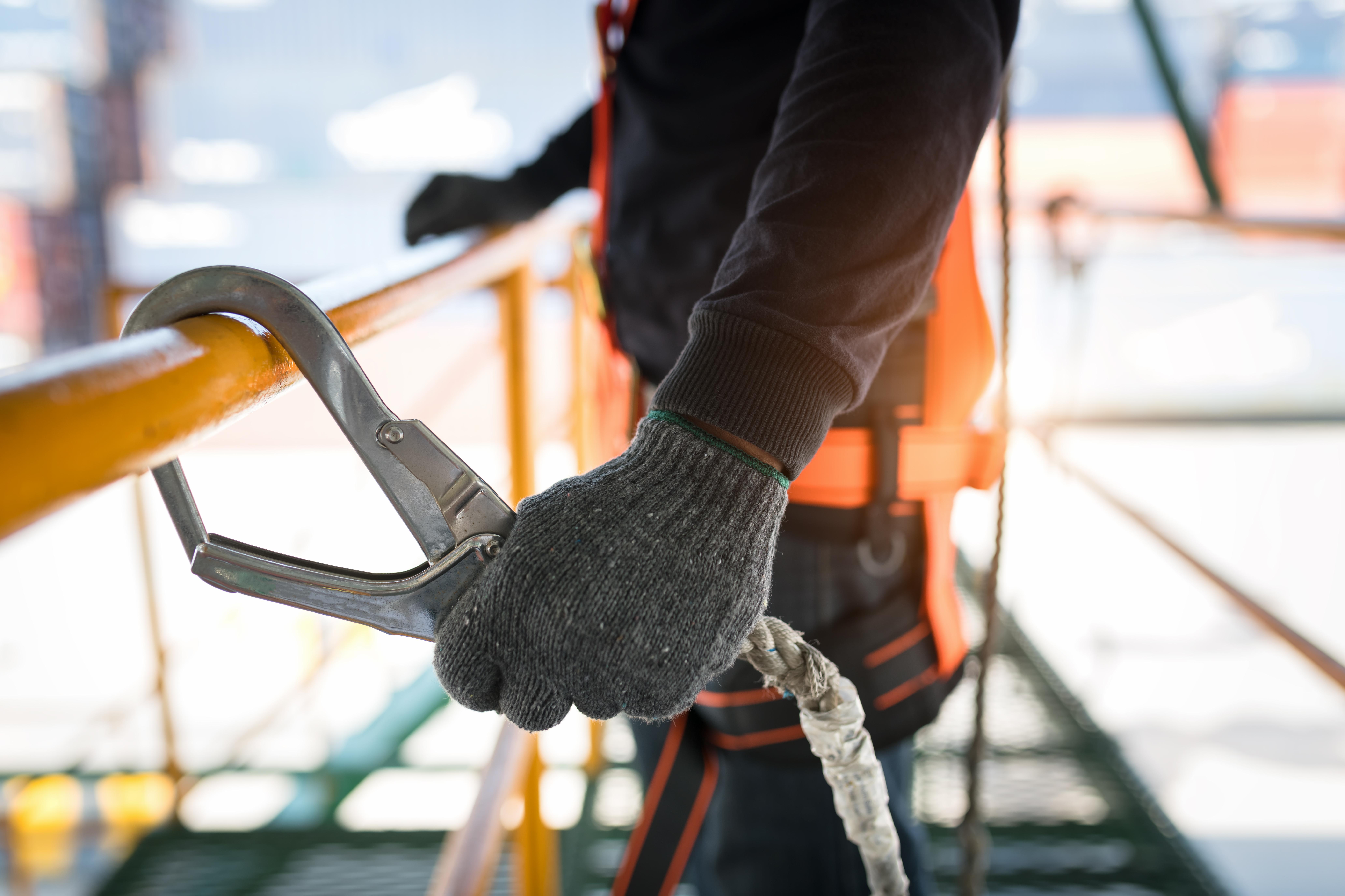 Sécurité chantier de construction