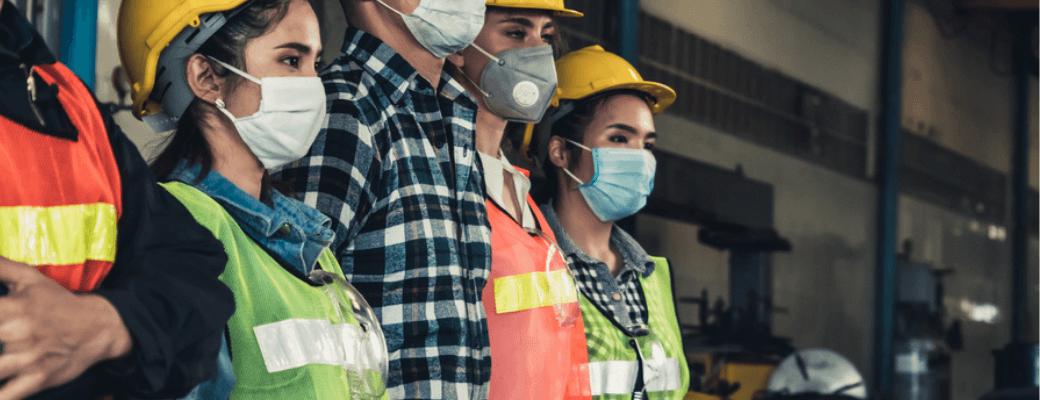 santé et sécurité sur chantier mesures sanitaires